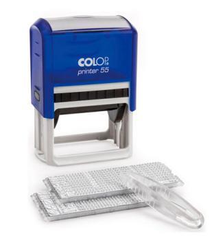 Штамп самонаборный Colop Printer 55 Set